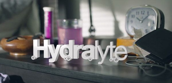 Online Video for Hydralyte